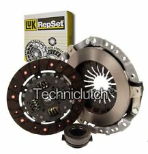 LUK 3 PART CLUTCH KIT FOR FORD ESCORT SALOON 1.3