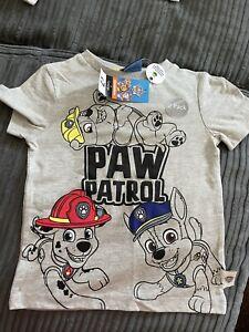 Paw Patrol Top Boys 2-3
