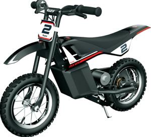 Razor Miniature Dirt Rocket MX125 Electric-Powered Dirt Bike - For Ages 7+