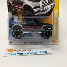 Bad Card * '10 Toyota Tundra #40 * BLACK * 2012 Hot Wheels * Q14