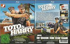 Toto & Harry - Die Kult-Cops im Ausland [Blu-ray] Neu!