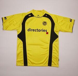 Young Boys 2005 - 2006 Home Football Soccer Shirt Jersey Swiss Switzerland Gems