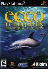 Ecco the Dolphin: Defender of the Future - Playstation 2 Game Complete