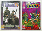 TEAM 7 1/2 STAR MAGAZINE ORO 18-25 Star Comics 1996 Dixon