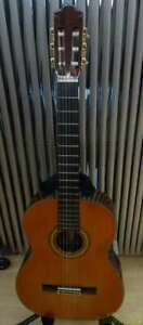 ARIA AC-50 Classical Guitar With Hard Case Safe Shipping From Japan
