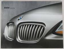 BMW 2003 #2552-1202-150 Sales Brochure / Literature