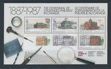 Canada Capex 87 #1125A Souvenir Sheet Mint Never Hinged ** Free Shipping **