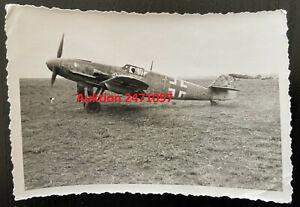 Foto Jagdflugzeug BF109 ME109 JG 52 Hermann Graf Pitomnik Stalingrad 1942