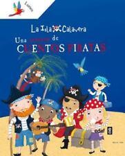 Una semana de cuentos piratas (La Isla Calavera) (Spanish Edition)-ExLibrary