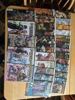 Pathfinder Complete Comics Lot - Goblins, Origins, Worldscape and MORE!