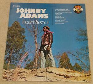 Johnny Adams – Heart & Soul Charly CR 30154 LP EX