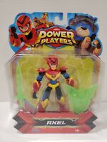 NEW Playmates Toys ZAG Heroez Power Players AXEL Action Figure Series 1