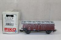 xx1728, RAR Piko 58038 Kaliwagen Klappdeckelwagen Gealtert DR NEM KKK mint BOX