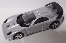 VINTAGE! 1998 Hot Wheels First Editions Callaway C-7 #677-Silver Paint