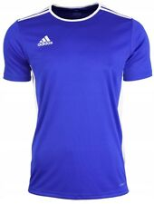 Adidas Junior Entrada Gym Sports Tee T-Shirt Top Football