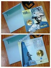10 Piso Heneral Miguel Malvar 150th Birth Years Commemorative Coin 2015