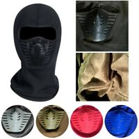 Motorcycle Balaclava Outdoor Ski Bicycle Bike Full Face Mask Windproof Helmet