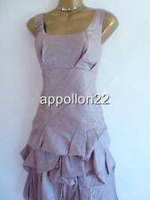 New Monsoon ANASTASIA CARMEL Ruffle Evening Dress  14 Wedding