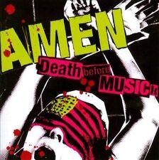 Death Before Musick by Amen (CD, Mar-2010, Ironbird)