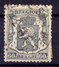 Belgien_1940 Mi.Nr. 566 Staatswappen