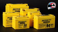 MOTOBATT mb5.5u AGM haute puissance amélioration GEL Batterie Moto