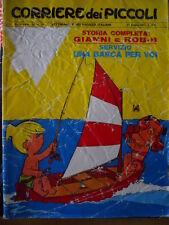 Corriere dei Piccoli 26 1971 Lucky Luke Apprendista PUFFO Corto Maltese [C18]