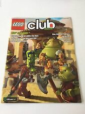 LEGO Club Magazine NOVEMBER-DECEMBER 2012 Star Wars Monster Fighter LOTR Hobbit