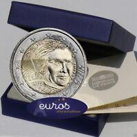 Pièce 2 euros commémorative FRANCE 2018 - Simone Veil - Belle Epreuve