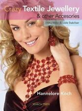 Crazy Textile Jewellery & Other Accessories: Using Water-Soluble Stabi-ExLibrary