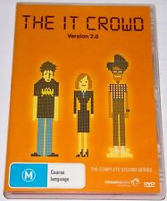 The IT Crowd - Version 2.0 The Complete Second Series (DVD, 2008)