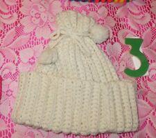 All colors Winter Hats Knit Caps Beanie Crochet Hat Mens Beret Girls Faux Fur