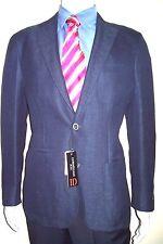40R Blazer Spring Summer Made in Italy Unlined Jacket Corneliani 50E=40R $1295