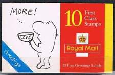 Engeland booklet KX8 MNH 1996 - Greeting Stamps 1996