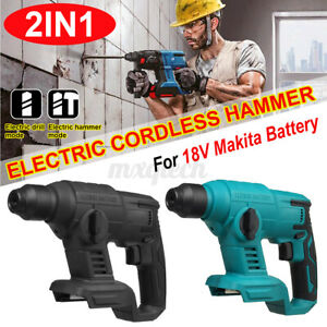 For Makita Battery 18V Electric Cordless Electric Hammer Impact Impact Driver