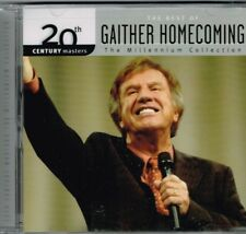"""""""THE BEST OF GAITHER HOMECOMING"""" Brand New CD The Millenium Collection 12 tracks"""
