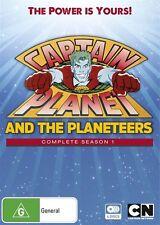 Captain Planet Season 1 NEW R4 DVD