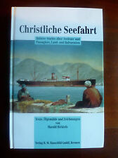"""""""CHRISTLICHE SEEFAHRT""""~TEXTE, ÖLGEMÄLDE & ZEICHNUNGEN von HARALD RICKLEFS-"""