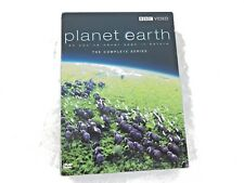 Planet Earth as You've Never Seen It Complete Collection DVD 2007 5 Disc BBC
