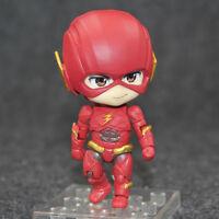 Super Hero #917 DC Justice League The Flash Cute Mini PVC Figure Toys New In Box