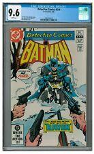 Detective Comics #514 (1982) Bronze Age Batman CGC 9.6 AA405