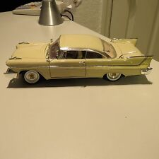 1958 PLYMOUTH FURY MOTORMAX 1:18 SCALE DIECAST