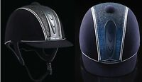 Harry Hall Legend Plus Cosmos PAS015.2011 horse riding hat helmet diamante spark