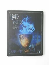 Harry Potter And The Goblet Of Fire -  (4K UHD + Blu-Ray) Steelbook Case