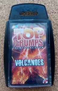 Top Trumps - Volcanoes (Pack Still Sealed)