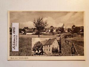 AK Ansichtskarte um 1940 Gruss aus Unterbuchfeld Totalansicht Gasthaus