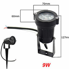 Waterproof 9W 12W 15W Outdoor LED Flood Light Spotlight Bulb Garden Yard Lamp