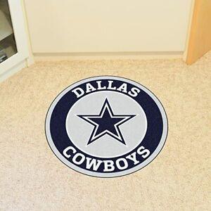 Dallas Cowboys Round Area Rugs Carpet Floor Mat Home Decor Modern Flannel Rugs