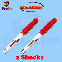 Rancho Kit 2 Front RS5000X Gas Shocks for Chevrolet Colorado 4WD 04-12