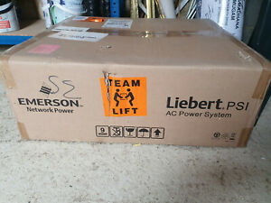 Emerson Liebert PS1500RT3-230 PSI Line-Interactive UPS 1500VA/1350W