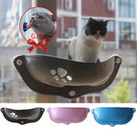 Cat Window Bed Sill Perch Seat Hammock Shelf Suction Cup Mounted Kitty Small